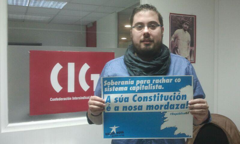 Twitter / contradiscurso: Fronte a SÚA constitución, ...