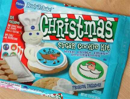 Pillsbury Dough Boy On Twitter Bring In The Holidays The Right Way