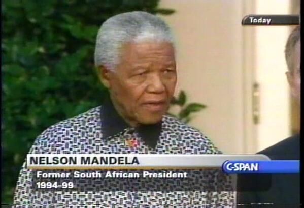 Nelson Mandela had 57 @cspan appearances http://t.co/toDqFBux0V RIP. http://t.co/AMMNCxZk1a
