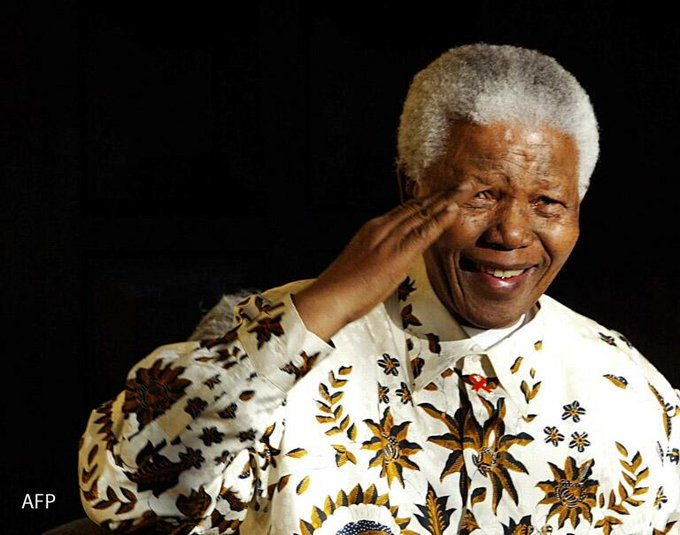 Nelson Mandela, South Africa's first black president, dies aged 95 http://t.co/uUQOB2F4x7
