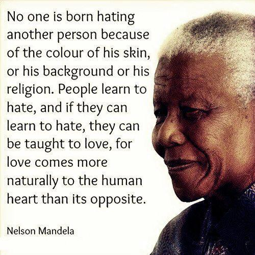 RIP Nelson Mandela (July 18, 1918 ― Dec 5, 2013)... You are a true hero and your legacy will live on forever. http://t.co/odOMJCooHy
