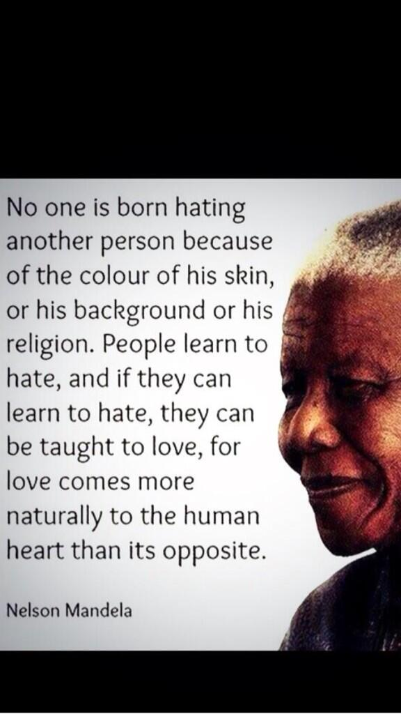 Nelson Mandela, you may be gone, but your story will never be forgotten.. #RIPNelsonMandela http://t.co/QgKiouizKr