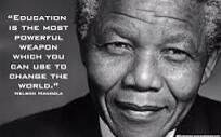 Such a contrast to the British people around the death of Thatcher. #Mandela #inspiration http://t.co/Axq6lS6F96