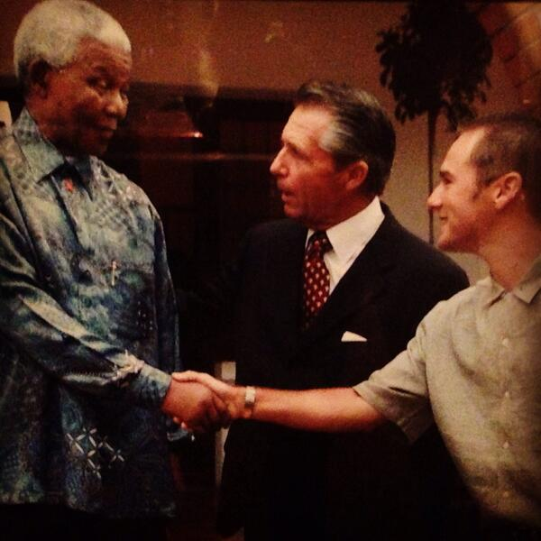 RIP Madiba.  Thanks for being such a fantastic leader and role model for us all. http://t.co/oJ1MS2NG0u