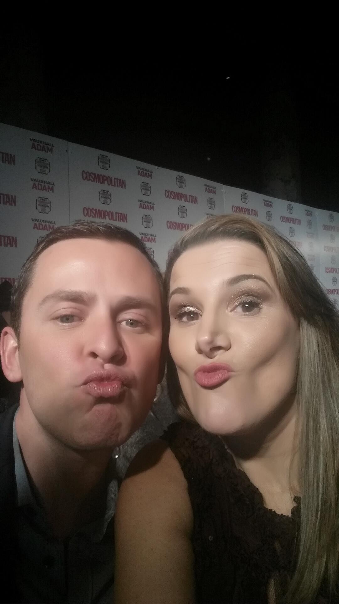 Me and the lovely @scott_mills http://t.co/p0noZHvgE0