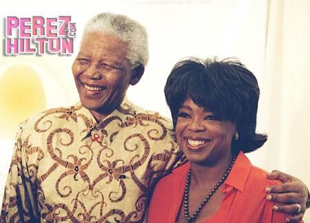 ".@Oprah Remembers #NelsonMandela, Praises Him As Her ""Hero"" http://t.co/ZbtthKoS87 http://t.co/OmkIvw24Mv"