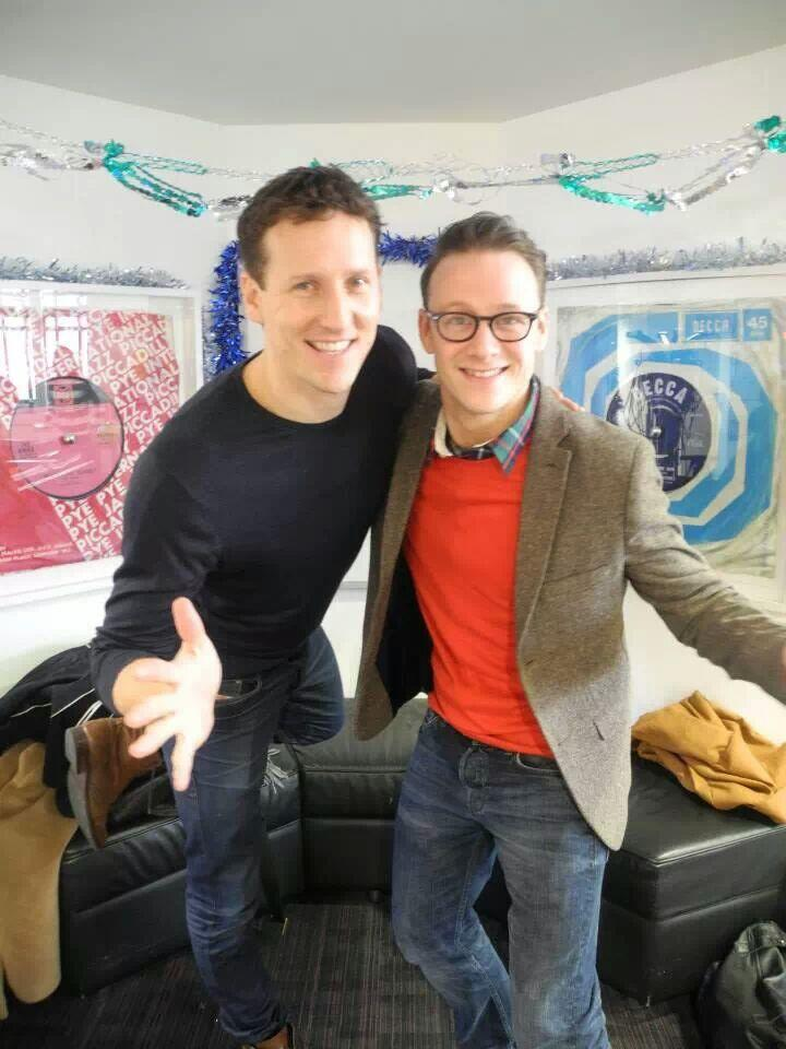 RT @stephjcarter78: @BrendanCole @keviclifton  looking good boys! http://t.co/KYMJk6ZnPp