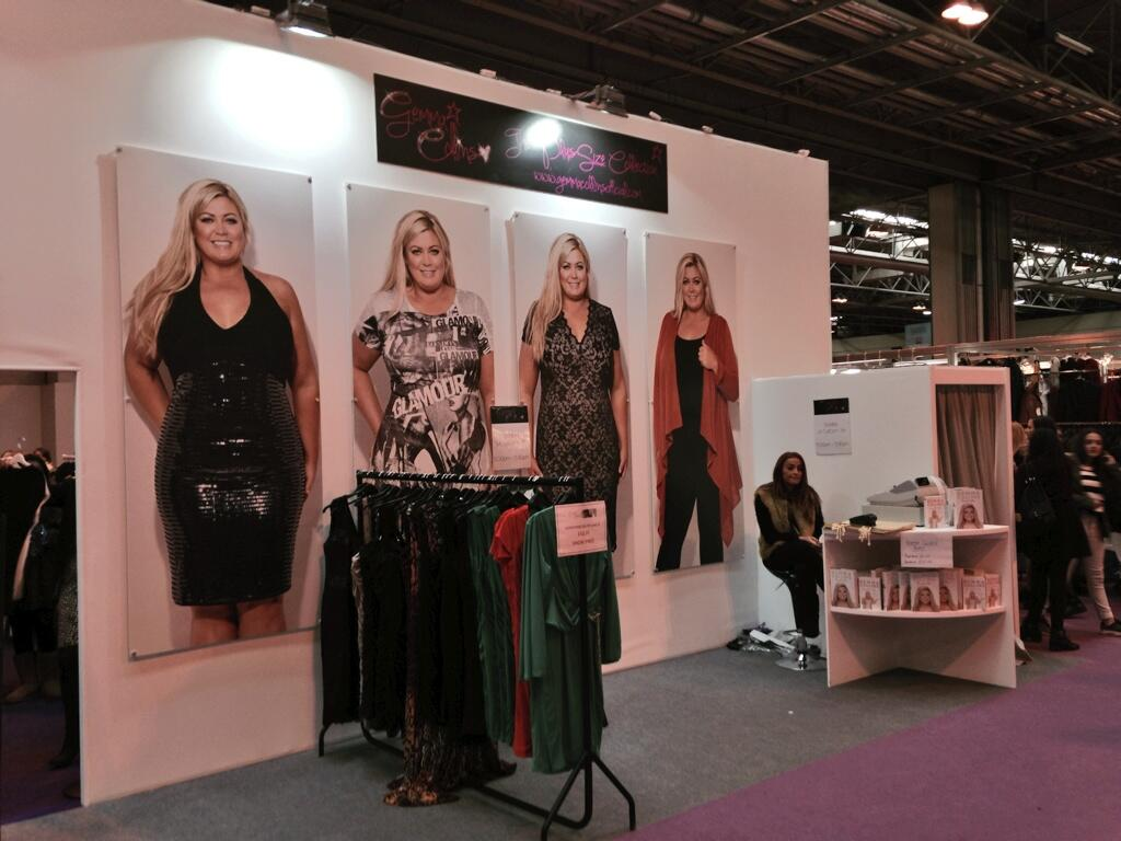 My girls are at the @ClothesShow stand all weekend with @GemCCollection I'll be there from Saturday! Stand B180 http://t.co/S6AMD5TPvZ