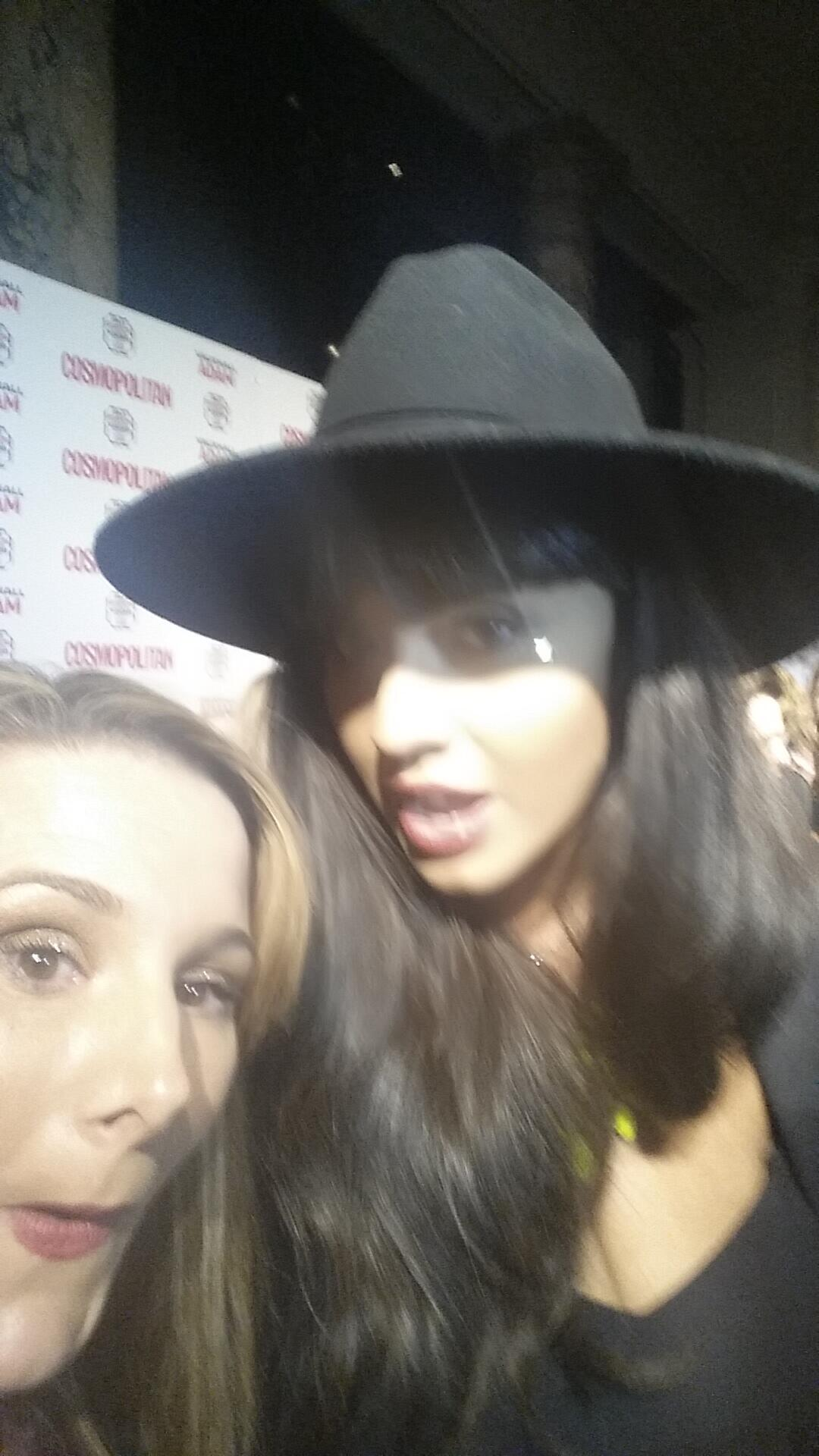 Me and jameela jamil x http://t.co/sw1lxIoMoB