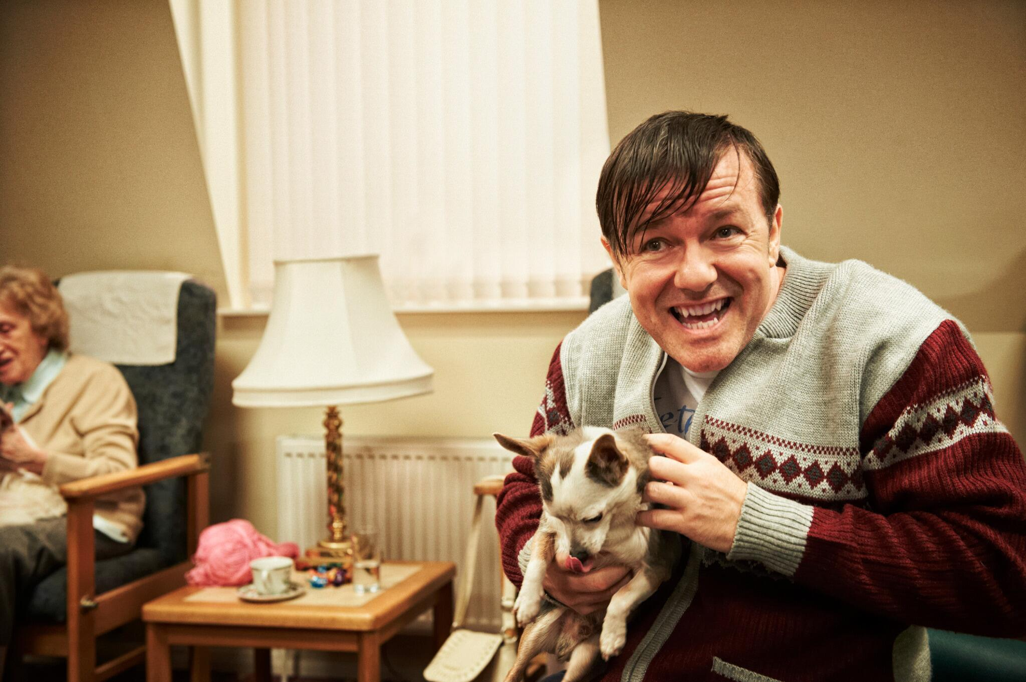 RT @POPSUGAREnt: @rickygervais Vote for Derek for best @Netflix series of 2013! http://t.co/HGMWe8562W http://t.co/ycQceMVH62