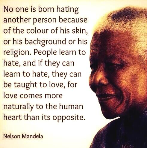Sad news indeed. RIP @NelsonMandela http://t.co/kODdNGYRSX