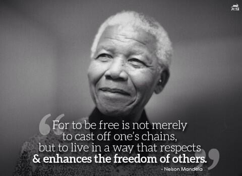 What an incredible, inspiring, wonderful man. #RememberingMandela #RIPMandela http://t.co/IEmCMCoEae
