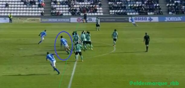 Worst Offside Decision Ever Lleida Score With 3 Players