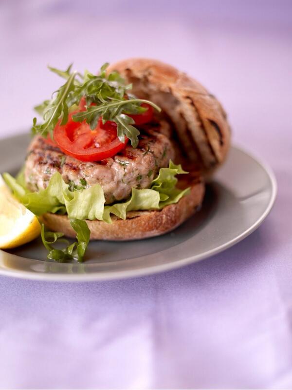 Turkey Burger Recipe Jamie Oliver