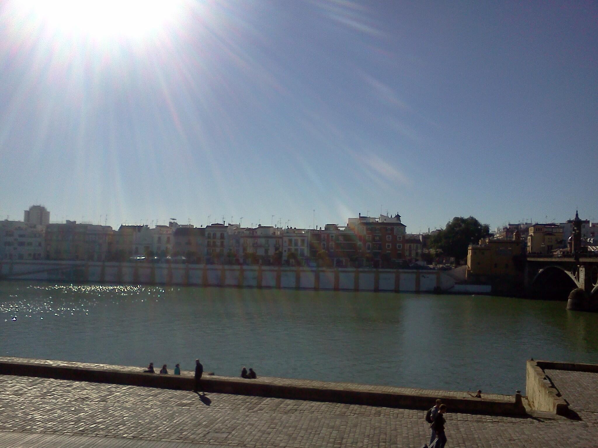 Sevilla Wetter