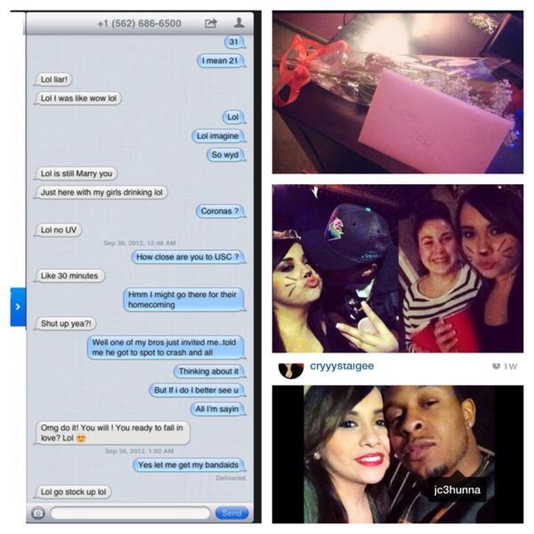 Cheating girls on snapchat