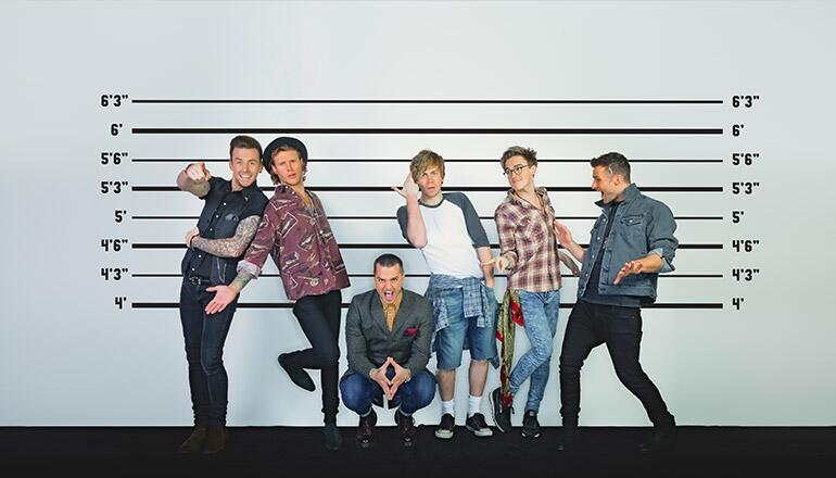 RT @mcbusted: Happy Friday! #McBusted http://t.co/Y6HjVZIh9o