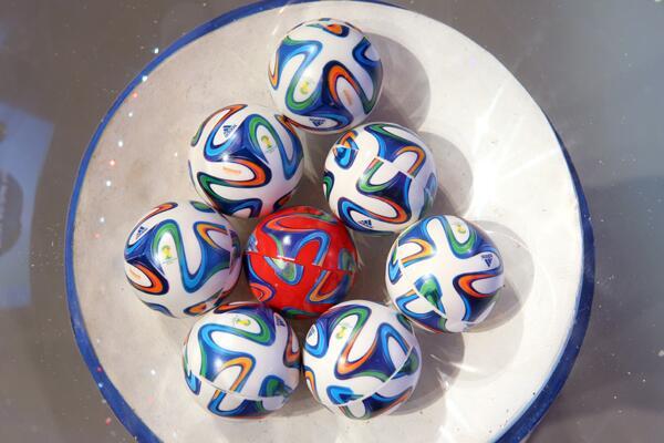Жеребьевка команд и Календарь игр ЧМ-2014 по футболу в Бразилии
