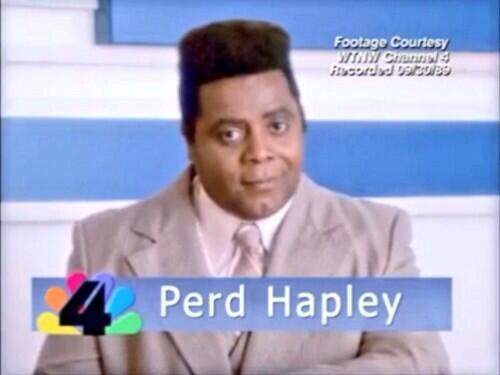 Perd Hapley Avatar