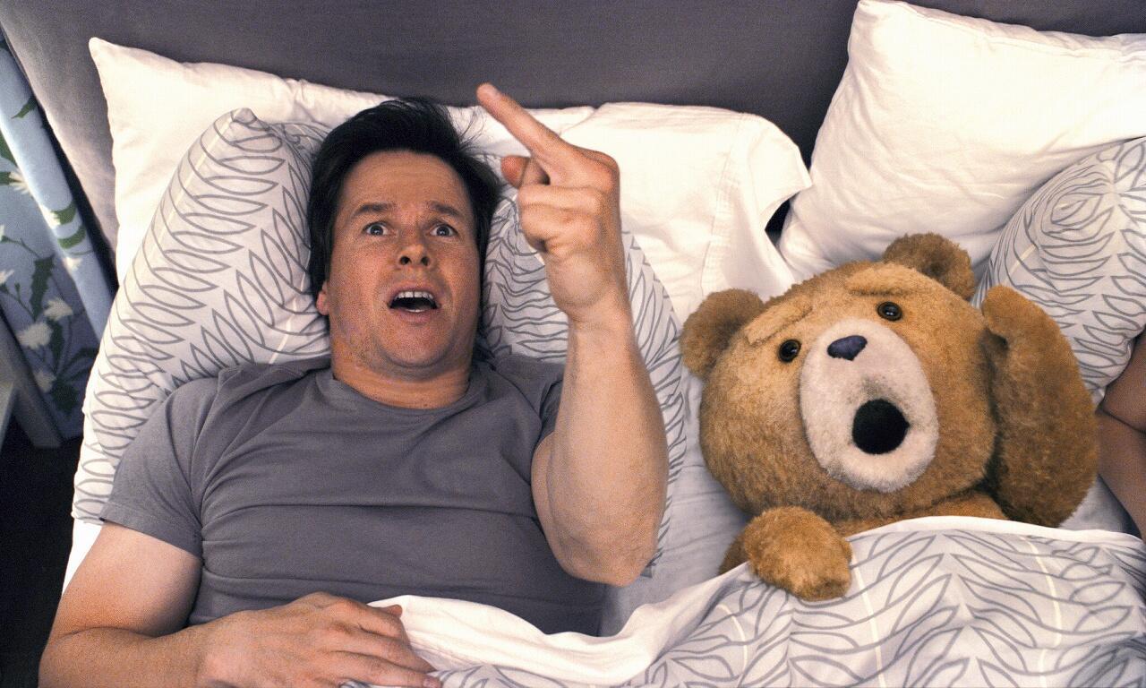 コメディ映画『テッド』
