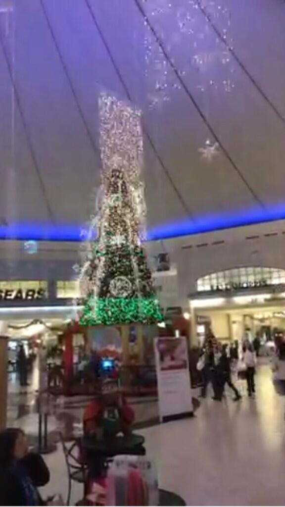 """Puerto Rico 🇵🇷 on Twitter: """"Christmas tree at the largest shopping center in the caribbean # ..."""