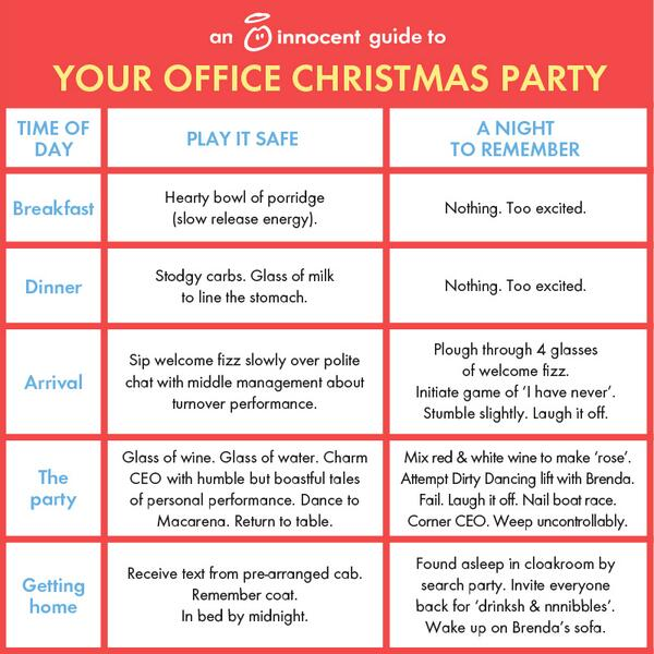 work christmas party invite
