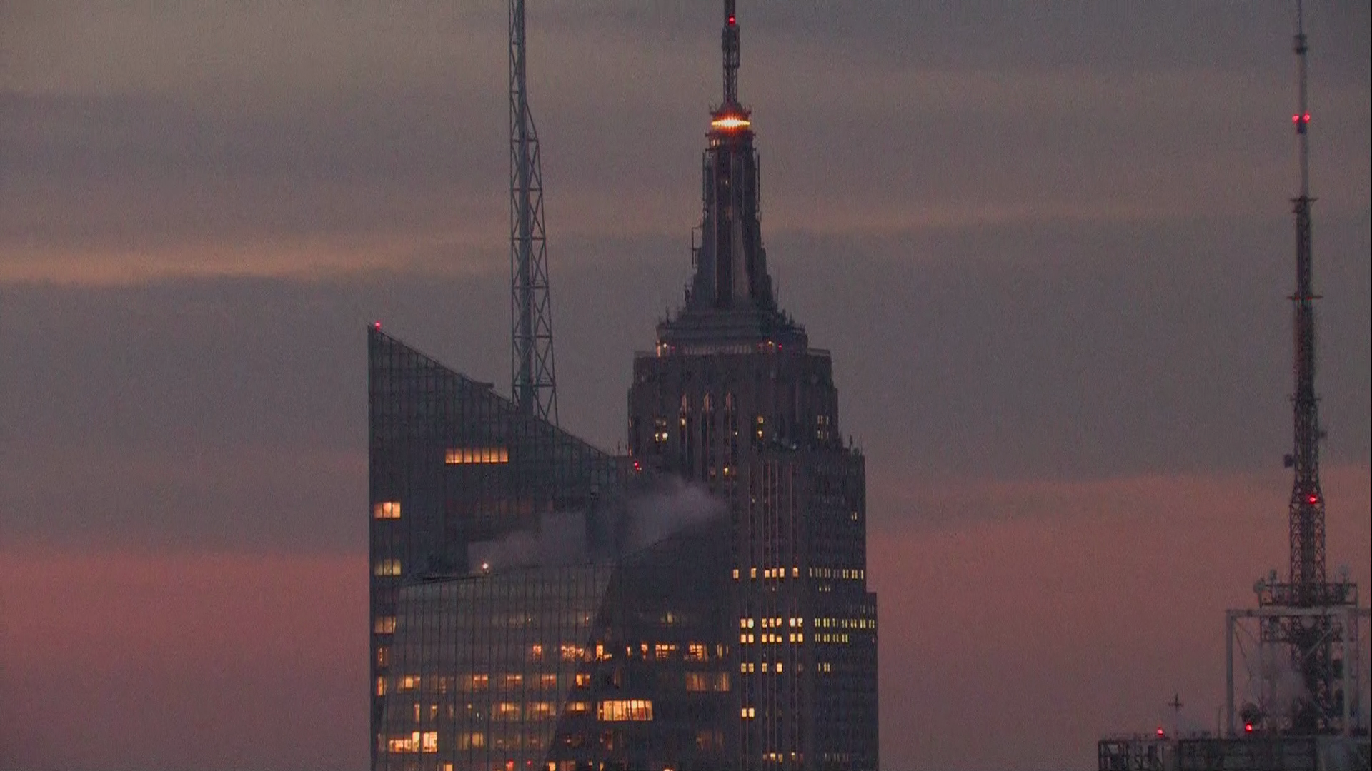 Twitter / ChrisCuomo: A beautiful #NewDay dawns over ...