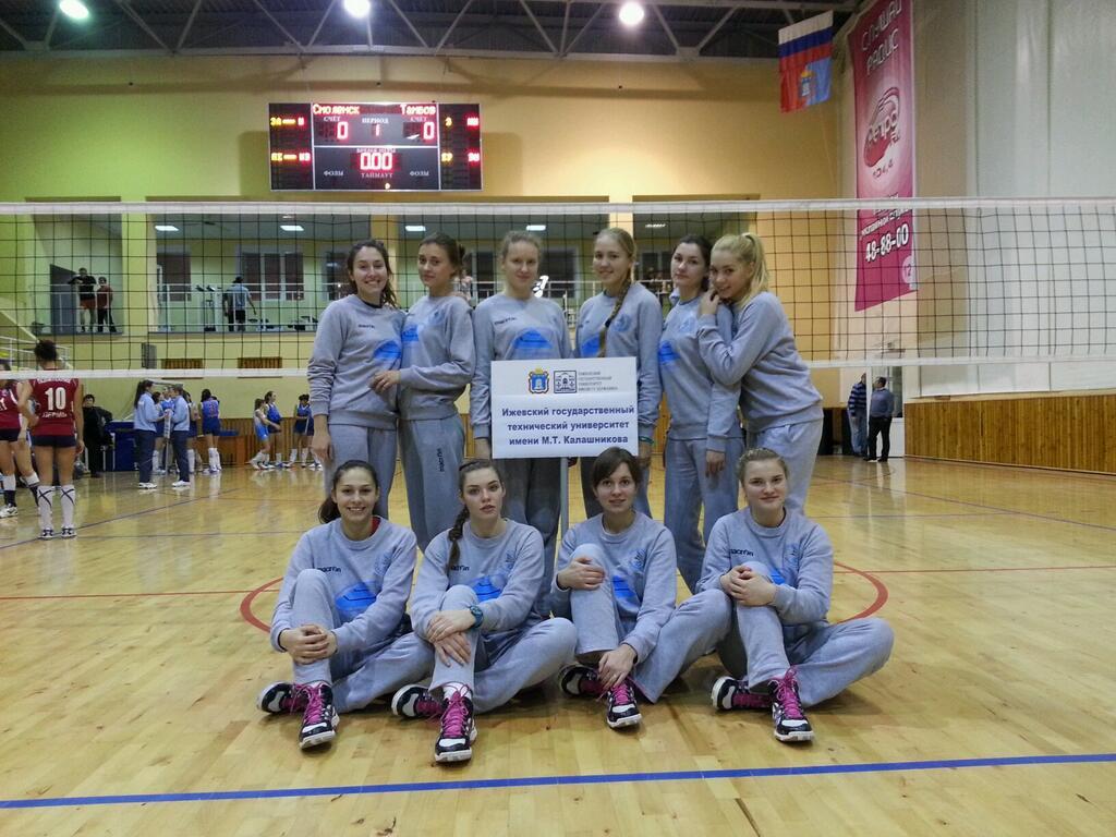 7 Кубок студенческой лиги России среди женских команд