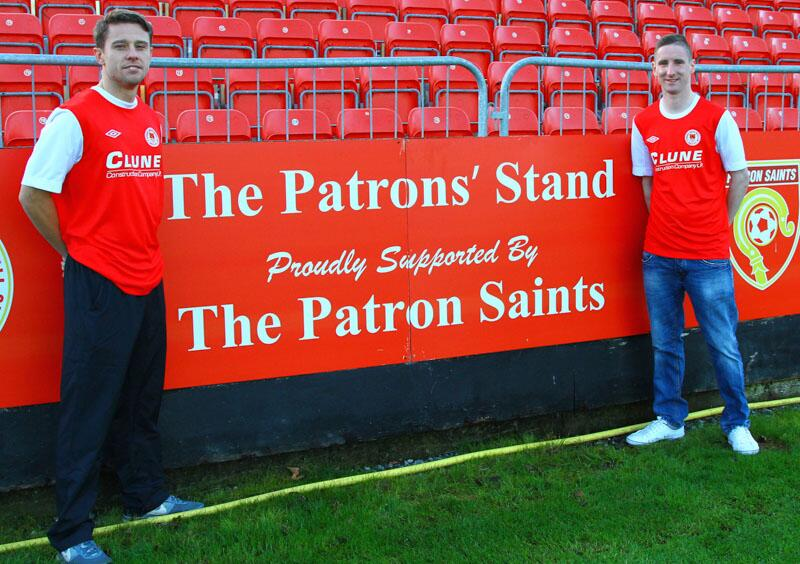 Pic: Pat's, Shels showcase new jerseys