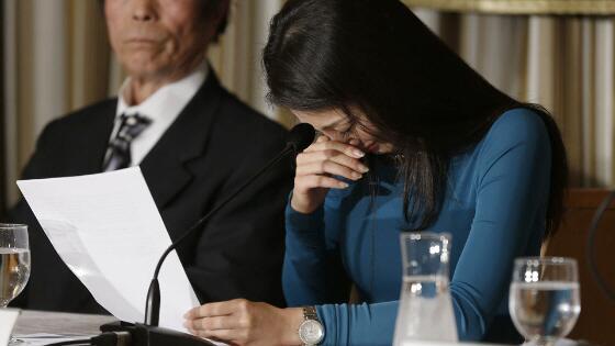 日本初のミス・インターナショナル 吉松育美さんストーカー脅迫事件を報道できない日本のマスゴミ。世界のメディアとネットで騒がれるほど日本の腐ったマスゴミの本質が晒される。谷口とやらを擁護して世界中に笑われてりゃいい。吉松さん頑張れ!http://t.co/2BTmYKYM5f