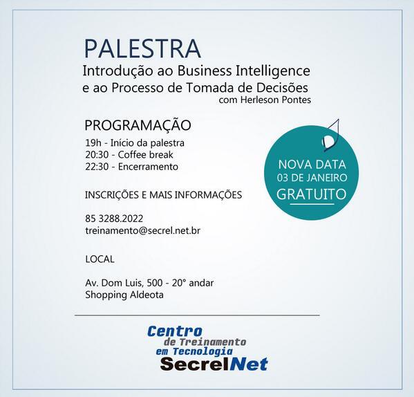 Evento - Business Intelligence