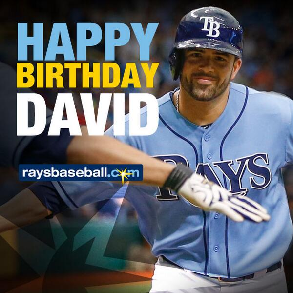 "Tampa Bay Rays On Twitter: ""Join Us In Wishing A Happy"