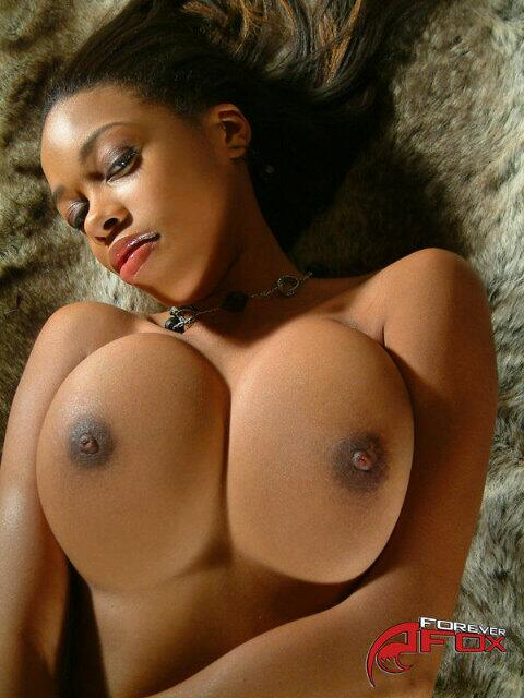 Busty Big Breasts Black Slut Cow Girl Riding Phat White Cock