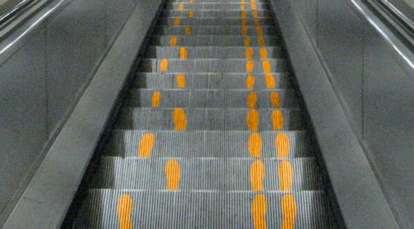 Awesome!  RT @mindbrix: Escalator UI done right. http://t.co/xBh2iwKH6a