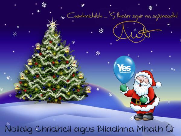 arthur cormack on twitter nollaig chridheil dhuibh uile a gaelic merry christmas from skye httptco4mp1v6cqh7 - Merry Christmas In Gaelic