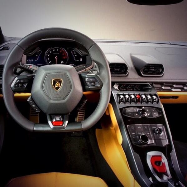 "2013 Lamborghini Gallardo Interior: Car Fanatics On Twitter: ""The #Lamborghini #Huracán LP 610"