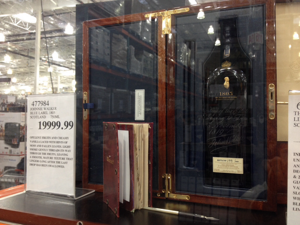 "sanjay b dalal on twitter: ""who wants a $19,999.99 vintage johnnie"