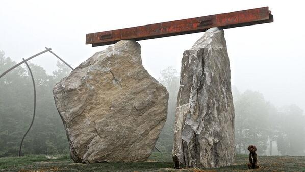 The Monolithic Sculpture of Edward Tufte
