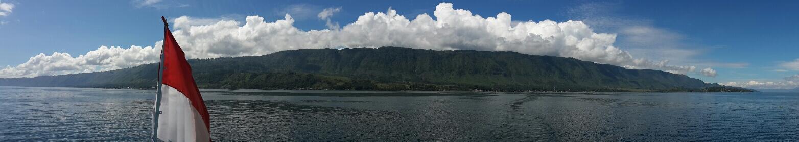 Panorama Pulau Samosir