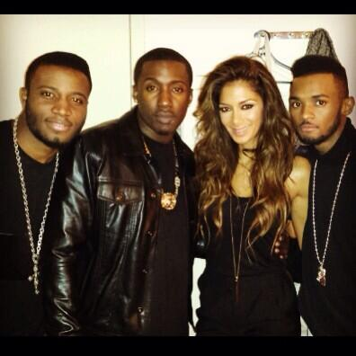Going to miss these boys @RoughCopyUK  In the @TheXFactor finals next wk. God bless them! http://t.co/rCXF9a7RR3