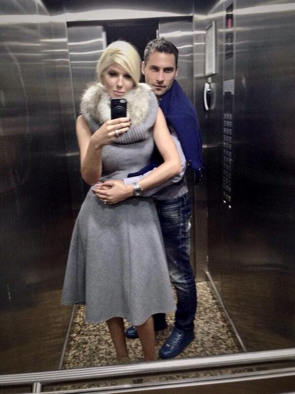 Dusko Tosic Wife