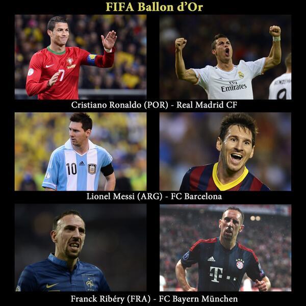 Ballon d'Or de la FIFA 2013 - Page 2 BbC9RbDCQAAYzsd