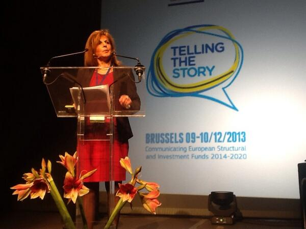 @shada_islam opens #ttsEU conference #EU #storytelling http://t.co/Wk108Nz7AA