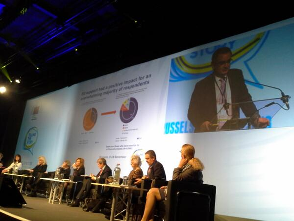 P. CHELALA @TNS_opinion Ppl still believe in the proximity of the #EU and its impact on their lifes. #ttsEU #ERDF http://t.co/VmmkX9JySa