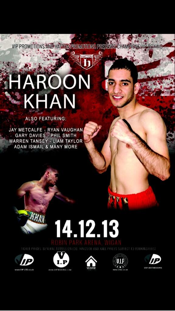 RT @Saj: Last chance to get tickets for @harrykingkhan saturday night in wigan call 01204 535332 http://t.co/8ILlUWRFF4