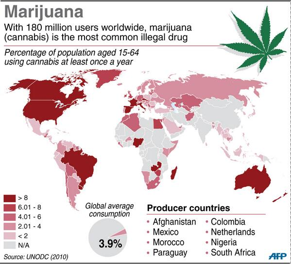 consequences of being caught with marijuana in select countries Both countries have europe's highest rates of overdose and addiction  singapore : the death sentence applies to drug traffickers caught in possession of one ounce of cocaine, half an ounce of heroine or 17 ounces of cannabis.