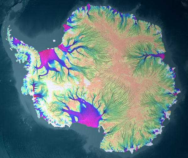 The coldest place on Earth hit -136 ºF (-93.3 ºC) in August. http://t.co/OeKtsxN2Ew #AGU13 @NASA_Landsat @NASA http://t.co/hDw2byXW9q