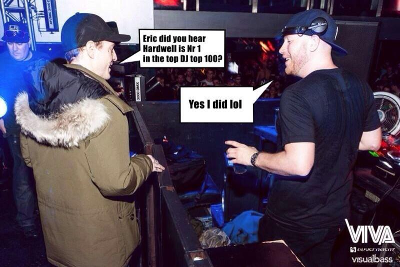 RT @brigdoingbrig: What @deadmau5 and @ericprydz probably are actually saying... 😂 http://t.co/wOQ0bAhWos