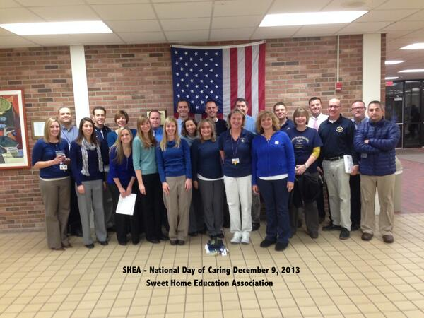@nysut Sweet Home Education Association Wearing BLUE! http://t.co/06vkaPuXtx