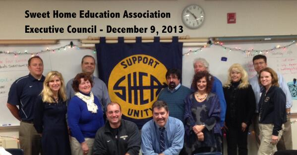 @Nysut National Day of Action.  Sweet Home Education Association Executive Council http://t.co/ut4jXeooE9